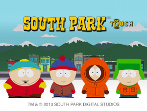 South Park tv videoslot